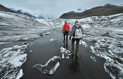 Hiking_the_Skaftafellsjökull